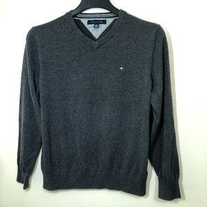 Tommy Hilfiger V-Neck Pullover Sweater